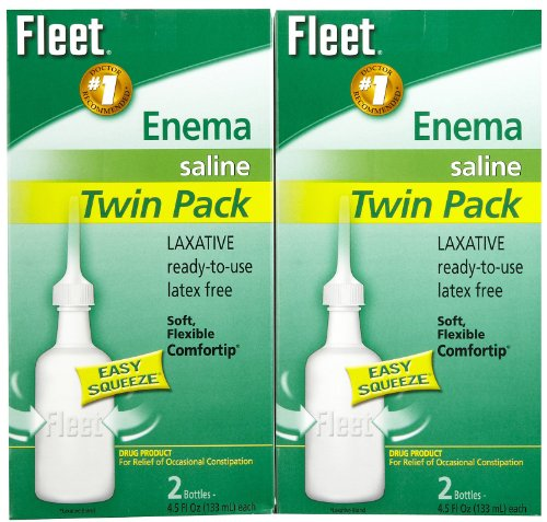 FLEET Adult Enema Twin Pack product image