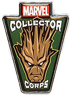 Funko Marvel Marvel Collector Corps Groot Pin