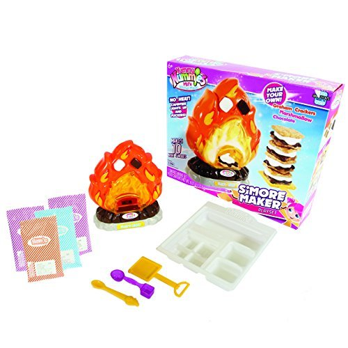 Yummy nummy mini kitchen playset s 39 mores maker by yummy for Mini kitchen playset