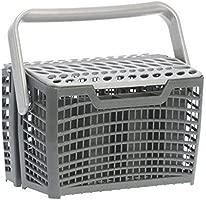 Spares2go - Cesta para cubiertos y sacos de limpieza para ...