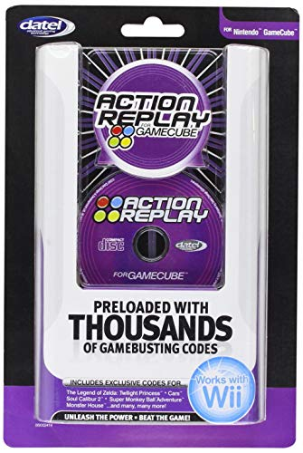 GameCube Action Replay (Certified Refurbished)