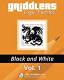 Griddlers Logic Puzzles: Black and White (Volume 1)