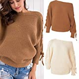 Clearance Women Tops LuluZanm Long Sleeve Jumper Blouse Ladies Casual Tops