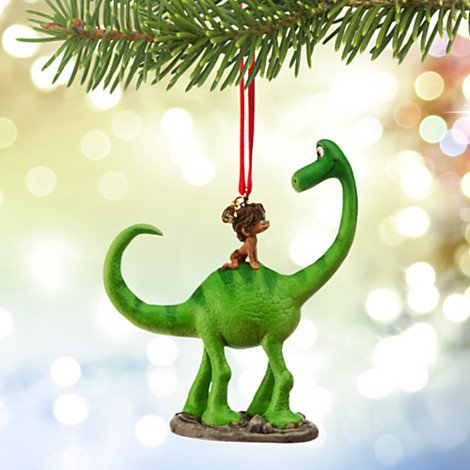 disney the good dinosaur christmas decoration amazoncouk garden outdoors - Dinosaur Christmas Decorations