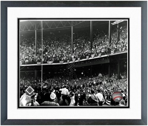 Pittsburgh Pirates Forbes Field 1960 World Series Photo 12.5