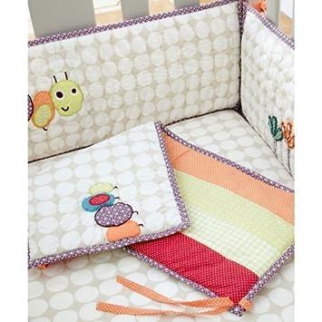 Jamboree Crib Bumper By Mamas Papas