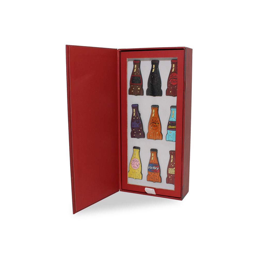 Koch Media Set de Pins Nuka Cola