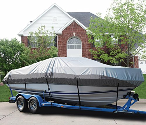 (Great Boat Cover for Sun Tracker Party Barge 21 Signature O/B 2005-2005)