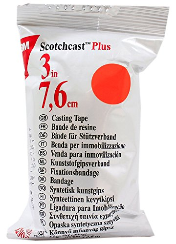 3m 82003W ScotchCast Plus Casting Tape 3