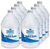 (8) Chauvet BJU (8) Gallons Bubble Juice Fluid BJ-U