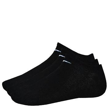 Nike 9 Pares de Calcetines Zapatillas Show Negro M (38 - 42) sx2554 - 001: Amazon.es: Deportes y aire libre