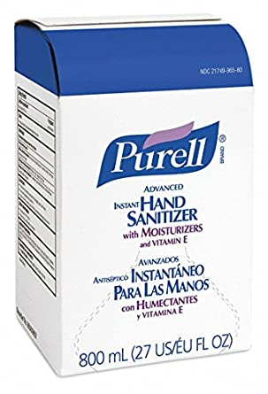 Amazon Com Hand Sanitizer Box Size 800ml Industrial Scientific