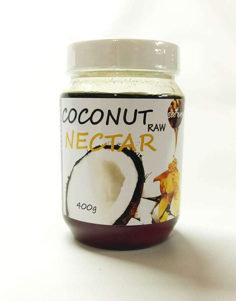 Coconut Nectar Syrup 400ml Raw 100% Natural Fresh Made from Sri Lanka