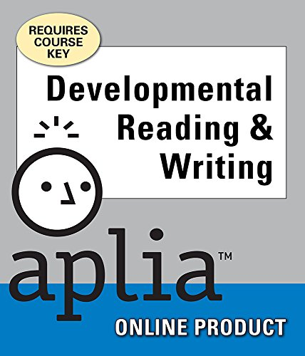 aplia-for-developmental-reading-writing-level-1-for-texas-tsi-1st-edition