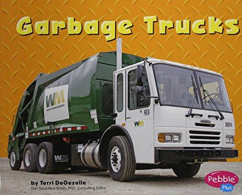 Garbage Trucks (Mighty Machines) by Capstone Press