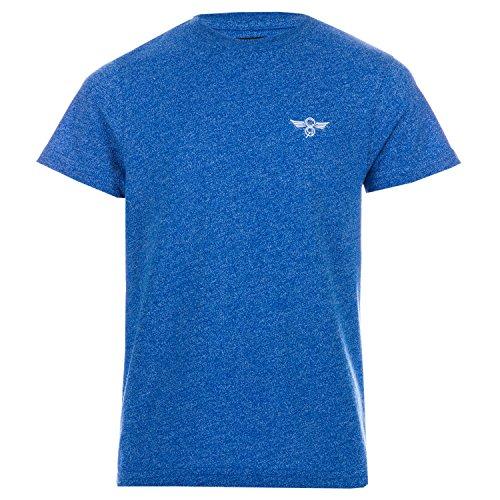 Creative Recreation Boy's Rives Tshirt 12-13 Blue