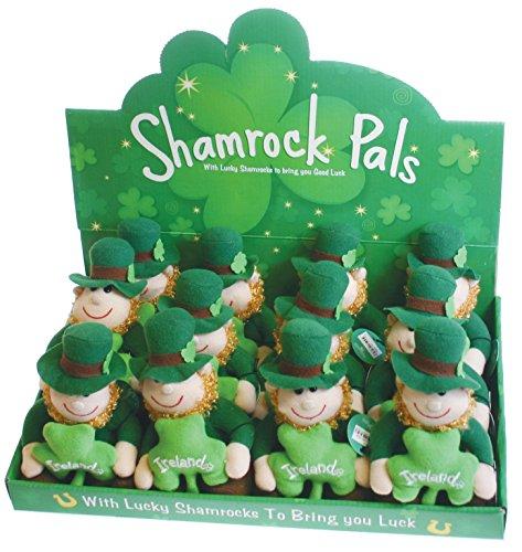 Shamrock Pals Green Leprechaun Ireland -