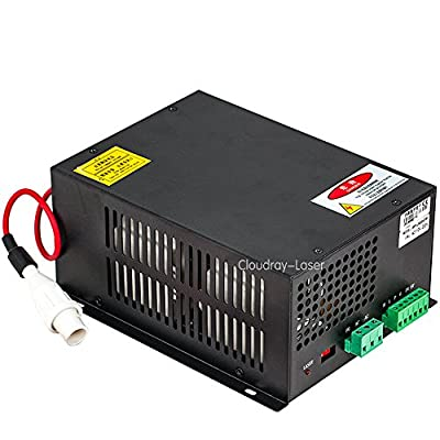 60W CO2 Laser Power Supply for Laser Engraving Cutting Machine MYJG-60W