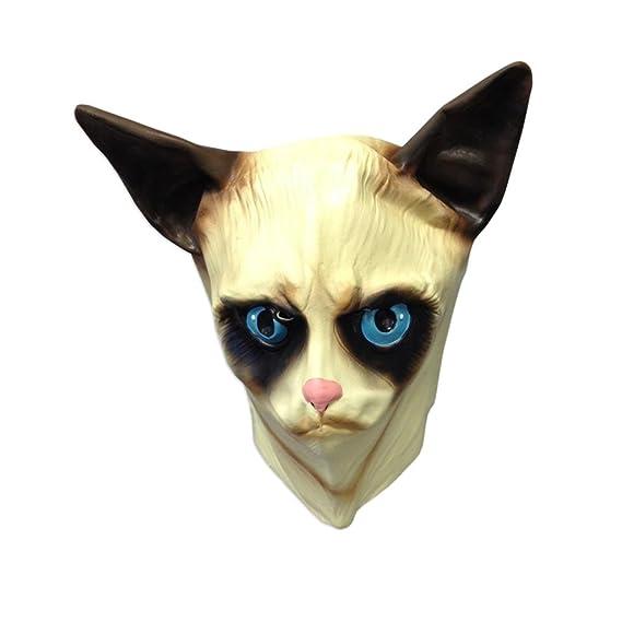 Amazon.com: Máscara de gato - máscara ...