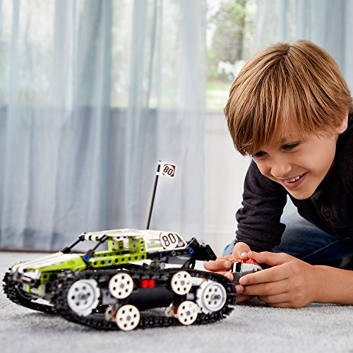 51%2BRSDZMGGL - LEGO Technic RC Tracked Racer 42065 Building Kit (370 Piece)