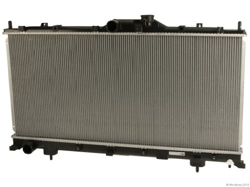 Koyo Cooling Radiator Aluminum - Plastic Tank ()