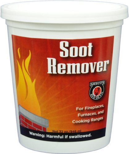 - MEECO'S RED DEVIL 17 Soot Remover