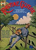 RAGTIME GUITAR BK/CD         FOR SOLO GUITAR IN STANDARD  NOTATION & TAB