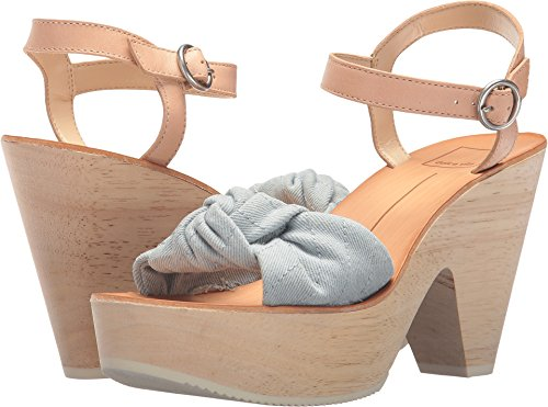 Sandalo Con Zeppa Dolce Vita Da Donna Color Blu Lt