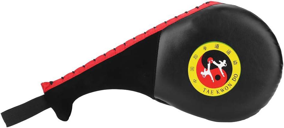 VGEBY1 Coussin de Frappe Raquette /à Main,Entra/înement de Pads de Taekwondo Pad pour Le Taekwondo et Le Kickboxing