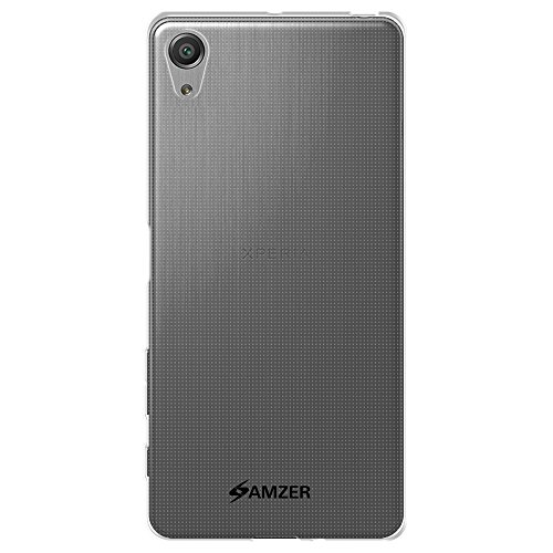 AMZER Pudding Soft Gel TPU Fit Case Cover Skin for