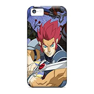 Defender Cases For Iphone 5c, Thundercats 2011 Pattern