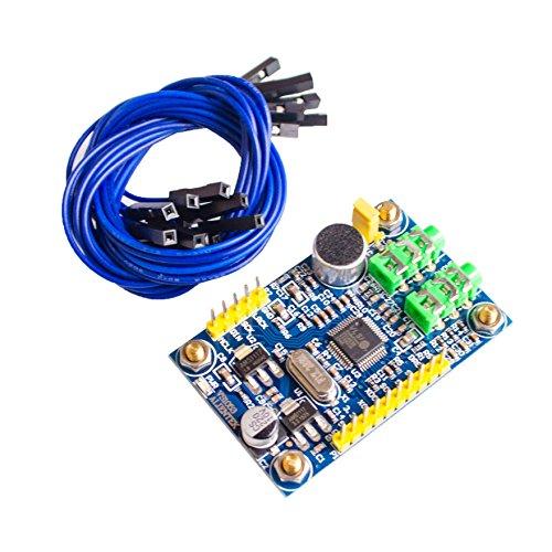 AuBreey ALIENTEK VS1053 Module MP3 Player Audio Decoding STM32  Microcontroller Development Board