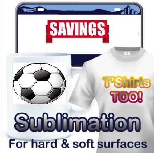 DYE Sublimation T shirt Heat Transfer Paper 11x17 (100 sheets)