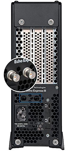 Sonnet Echo Express III-D Thunderbolt 3 Edition - 3-Slot PCIe Card Expansion System by Sonnet Technologies