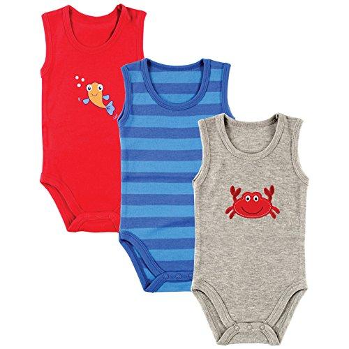 Hudson Baby Hanging Bodysuits Pack