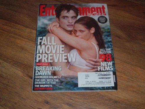 Entertainment Weekly August 2011 Breaking Dawn (1168/1169)