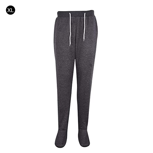 Pantalones de chándal para adultos, ultra felpa, de franela, para ...