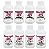 Piggy Paint Nail Polish Remover, 4 Fluid Ounce (8pack)