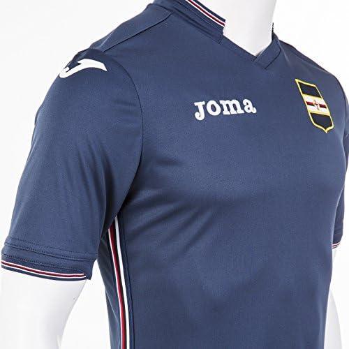 2017-2018 Sampdoria Joma Third Football Shirt: Amazon.es: Deportes ...