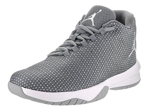a8609a3aff0f Jordan Nike Kids B.Fly Bg Cool Grey White Wolf Grey Basketball Shoe 7 Kids  US