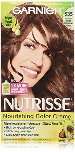 Garnier Nutrisse Nourishing Color Creme, 535 Medium