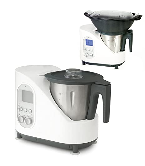 Robot de cocina XC HA 39807,para cocinar, cocinar al vapor,