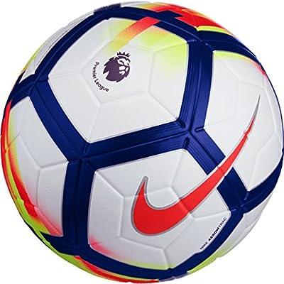 7bb88d45e Amazon.com : Nike Soccer Premier League Ordem V Official Match Ball, Size 5  : Sports & Outdoors