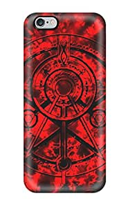 Brooke C. Hayes's Shop Premium Protective Hard Case For Iphone 6 Plus- Nice Design - Black And Red