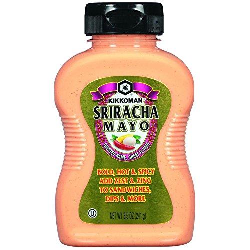 Kikkoman Sriracha Mayo, 8.5 Ounce (Pack Of - Spicy Mayonnaise
