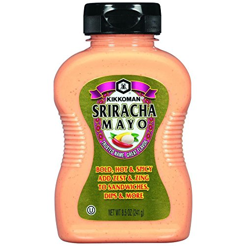 Kikkoman Sriracha Mayo, 8.5 Ounce (Pack Of 1)