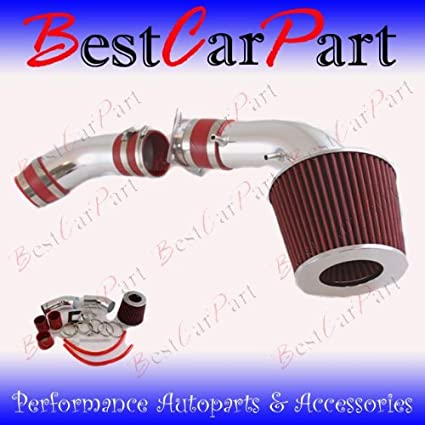 88-95 Toyota 4runner / Pickup / T100 3 0l V6 Cold Air Intake 89 90 91 92 93  Red (Included Air Filter) #Cai-ty003r