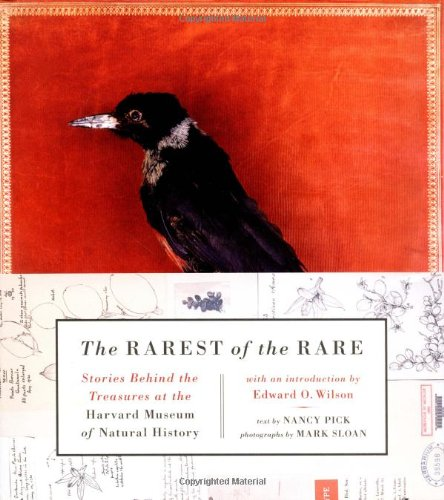 The Rarest of the Rare: Stories Behind the Treasures at the Harvard Museum of Na…