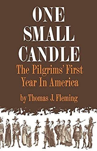 book cover of One Small Candle