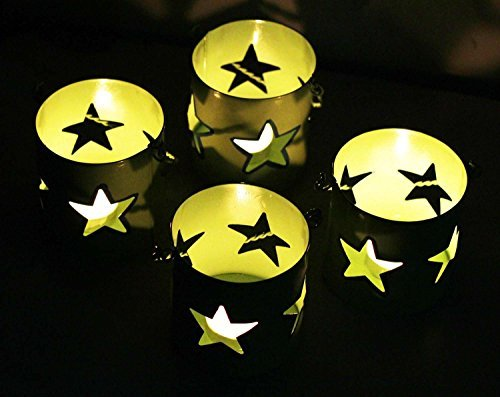 tea light candle holder inserts - 8